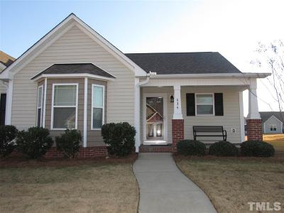 Clayton Townhouse Contingent: 634 Winding Wood Drive