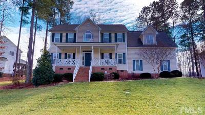 Clayton Single Family Home For Sale: 350 Manchester Trail