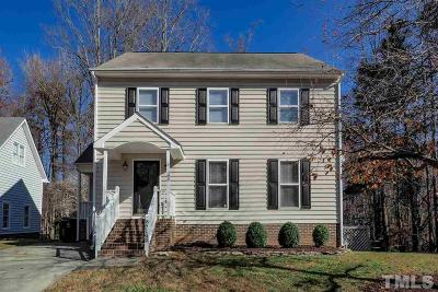 Wake County Single Family Home For Sale: 8516 Clivedon Drive