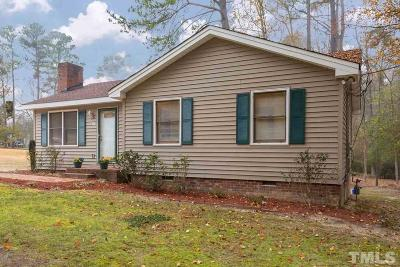 Raleigh Single Family Home For Sale: 5617 Alta Vista Court
