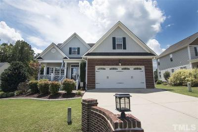 Clayton Single Family Home For Sale: 154 River Knoll Drive
