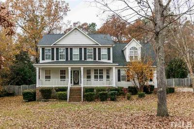 Raleigh Single Family Home For Sale: 140 Irene Lane