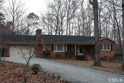 Durham Single Family Home For Sale: 913 Variform Road