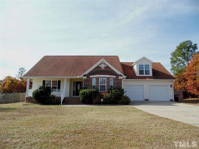 Harnett County Single Family Home For Sale: 619 Northview Drive