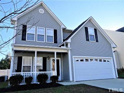 Knightdale Single Family Home For Sale: 417 Star Ruby Drive