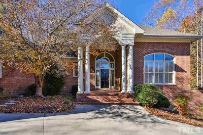 Chapel Hill Single Family Home For Sale: 55234 Broughton