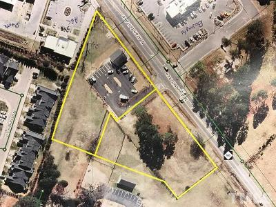 Zebulon Commercial Lots & Land For Sale: 1500 1512 N Arendell Avenue