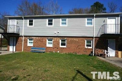 Durham Multi Family Home For Sale: 1207 Hearthside Drive