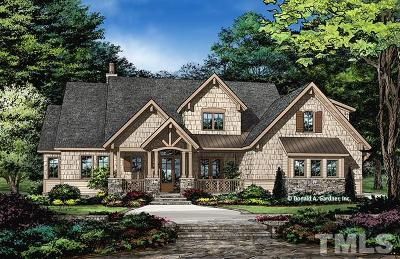 Granville County Single Family Home For Sale: 3884 Whisperwood Court