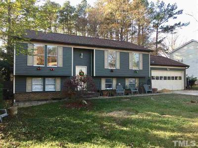 Cary Single Family Home For Sale: 118 Dark Oak Drive
