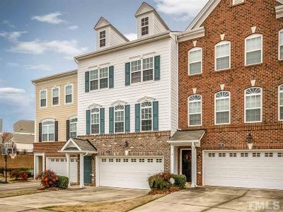 Apex Townhouse Contingent: 247 Bally Shannon Way