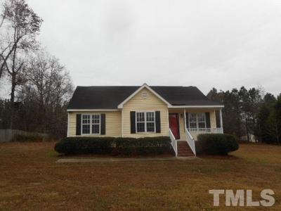 Johnston County Single Family Home For Sale: 213 Morgan Parkway
