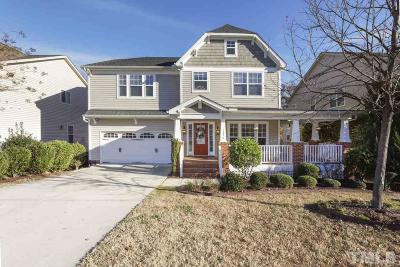 Morrisville Single Family Home For Sale: 1936 Weaver Forest Way