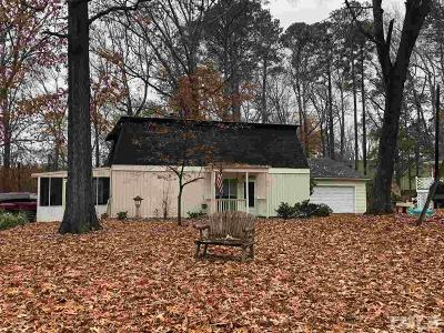 Johnston County Single Family Home For Sale: 214 Woodcrest Avenue