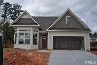 Wake Forest Single Family Home Pending: 617 Summertime Fields Lane