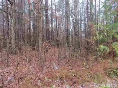 Durham County Residential Lots & Land For Sale: 2717 Ardsley Drive