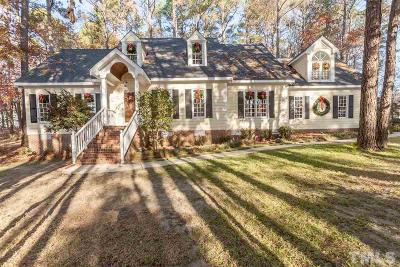 Wake Forest Single Family Home For Sale: 4512 Jilandre Court