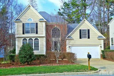 Chapel Hill Single Family Home For Sale: 202 Tremont Circle