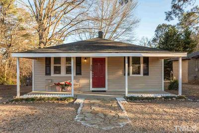 Wake Forest Single Family Home For Sale: 526 N Allen Road
