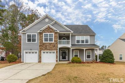 Holly Springs Single Family Home For Sale: 509 Arbor Crest Road