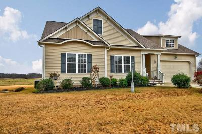 Johnston County Single Family Home For Sale: 76 Contender Drive