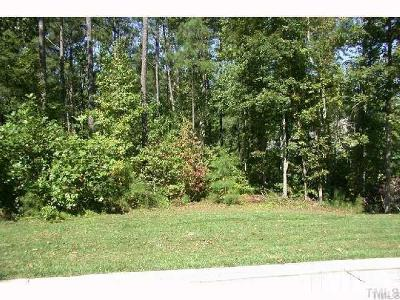 Chatham County Residential Lots & Land For Sale: 19220 Stone Brook