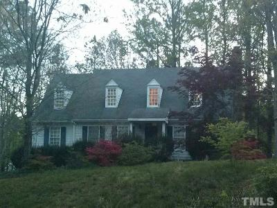 Cary Single Family Home For Sale: 103 Braintree Court