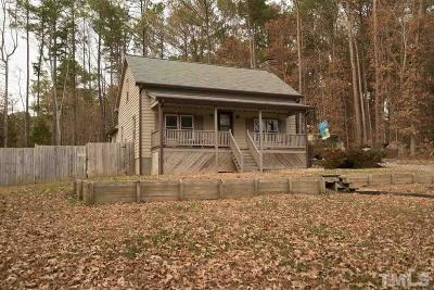 Durham Single Family Home For Sale: 1207 Wedgewood Lane