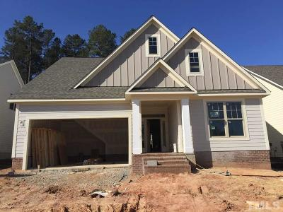 Holly Springs Single Family Home For Sale: 352 Lucky Ribbon Lane