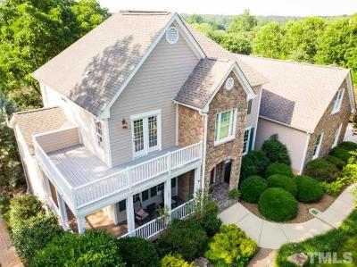 Chapel Hill Single Family Home For Sale: 108 Lake Ridge Place