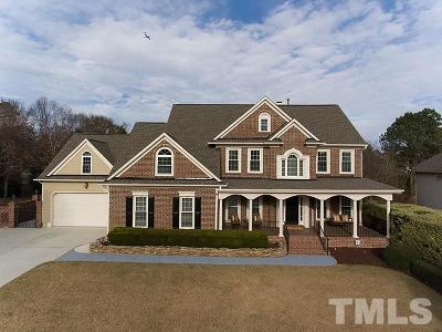 Cary Single Family Home Contingent: 105 Ketrick Court