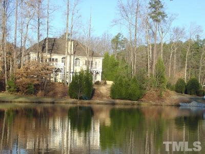 Cary Single Family Home Pending: 101 Highlands Lake Drive