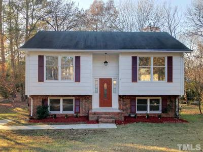 Durham Single Family Home For Sale: 7 Harrigan Court