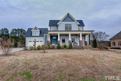 Fuquay Varina Single Family Home For Sale: 2005 Stonewall Farms Drive