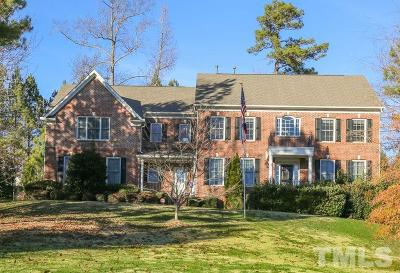 Chapel Hill Single Family Home For Sale: 34 Grassy Creek Way