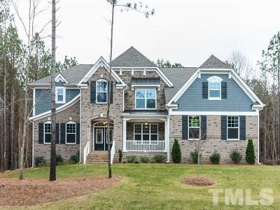 Wake Forest Single Family Home For Sale: 7408 Chouder Lane