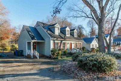 Raleigh Single Family Home For Sale: 2105 Port Royal Road