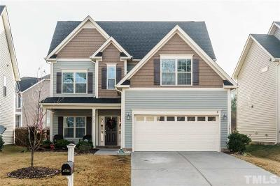 Knightdale NC Single Family Home For Sale: $265,000