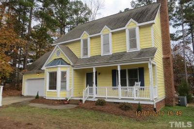 Sanford NC Single Family Home For Sale: $214,900