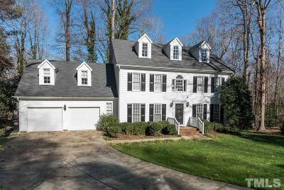 Fuquay Varina Single Family Home For Sale: 4700 Westbrae Court