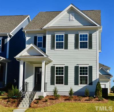 Wake Forest Single Family Home For Sale: 513 Old Dairy Drive