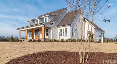Harnett County Single Family Home For Sale: 18 Simply Country Lane