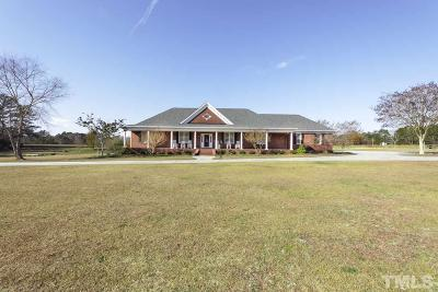 Willow Spring(s) Single Family Home For Sale: 11500 Old Stage Road