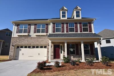 Raleigh Single Family Home For Sale: 3480 S Beaver Lane