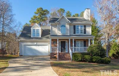 Wake Forest Single Family Home For Sale: 304 Cardinal Crest Lane
