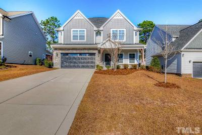Harnett County Single Family Home For Sale: 1070 Micahs Way North