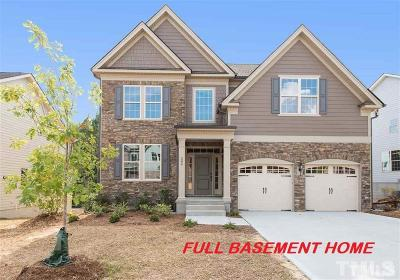 Cary NC Single Family Home For Sale: $599,900