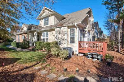 Chapel Hill Condo For Sale: 2 Abernathy Drive