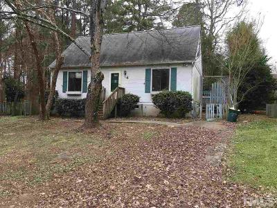 Durham Single Family Home Pending: 4 Tiffany Place