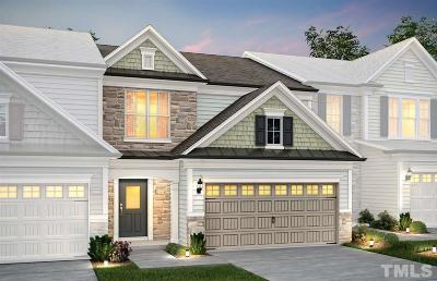 Durham Townhouse For Sale: 1007 Ambrosia Drive #SP Lot 1